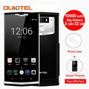 "OUKITEL K10000 Pro 5.5"" FHD LTE Android SmartPhone Octa Core 3GB+32GB 10000mAh"