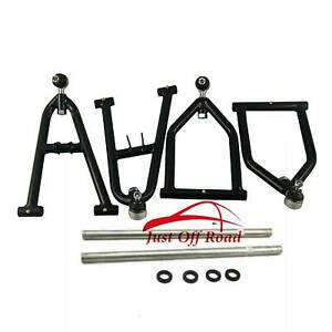 WIDER SPORT EXTENDED A-ARMS SET FOR 1991-06 YAMAHA BANSHEE