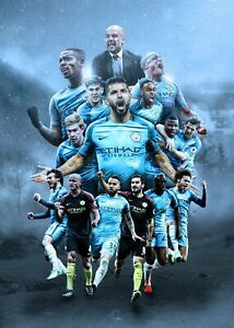 manchester man city football club sport