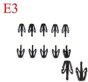 10 GRILL LOCK CLIP For ISUZU Holden D-MAX TFR KBZ RODEO