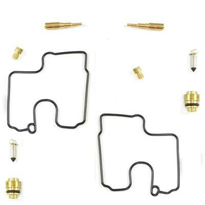 Carburetor Repair Kit (2 Kits) Hyosung GT650R GT650 Naked