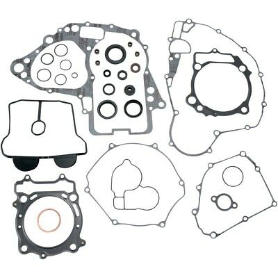 Moose Racing MX 0934-1898 Complete Gasket Set With Oil