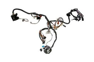 70 Mustang Main Underdash Wiring Harness w/ Tach, After 11