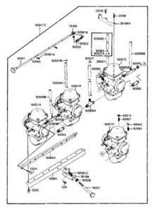 KAWASAKI KZ Z 650 1982-1983 Kit viti brugola inox n°1