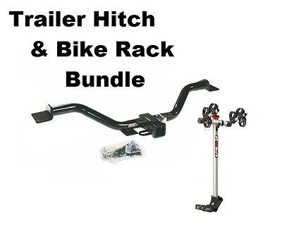 Class III/IV Trailer Hitch & Bike Rack Fits Multiple