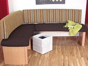 Eckbank mocca terra Sitzecke Esszimmer Melamin Kchenbank Essecke Sitzbank neu  eBay
