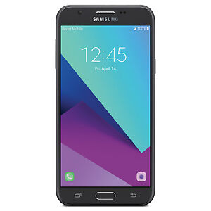 "Samsung Galaxy J7 Perx 5.5"" 16GB LTE Smartphone for Boost Mobile - New"