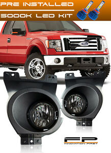 2015 F150 Fog Light Bulb Size : light, Clear, Replacement, Lights, Housing, Assembly