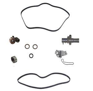 OEM Complete 9-Pc Timing Belt Kit for MDX RL TL TSX Accord