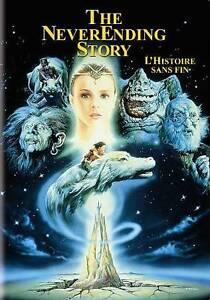 Histoire Sans Fin 2 : histoire, Neverending, Story, KIDS/FAMILY, COVER, 883929104987
