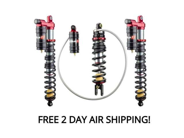 Elka Legacy 3 Front and Rear Shocks Suspension Kit Can-Am