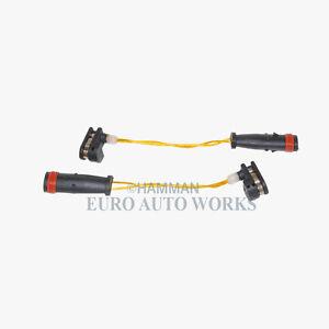 Mercedes-Benz Front / Rear Brake Pad Sensor Hamman