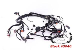 2003 Harley Electra Glide Touring Wiring Wire Harness MAIN