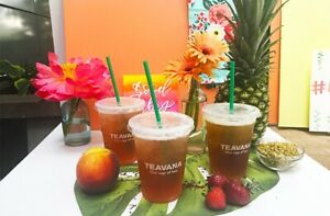 Case of STARBUCKS TEAVANA PEACH INFUSION 20 Lg tea bags 1 ...