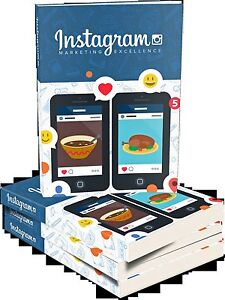 INSTAGRAM Marketing Excellence Gives Website Lots Of FREE Targeted Traffic (CD)