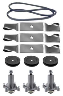 Craftsman Yt 4500 Parts : craftsman, parts, Sears, Craftsman, T3000, Mower, Parts, Spindles, Blades