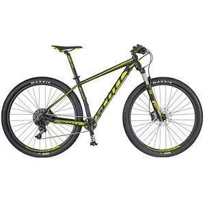 BICICLETTA BICI SCOTT 29 SCALE 980 MISURA XL 2018