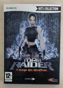 Tomb Raider L'ange Des Ténèbres : raider, l'ange, ténèbres, Raider, L'ange, Ténèbres