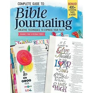 Journaling Bible Journal Creative Supplies Art Complete Guide Techniques Best