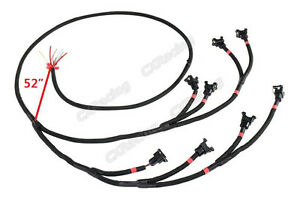 CXRacing Injector Wire Harness for LSx LQx Engine EV1