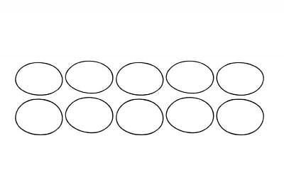 Aeromotive 12008 Replacement O-Ring Filter Housing 10-pack