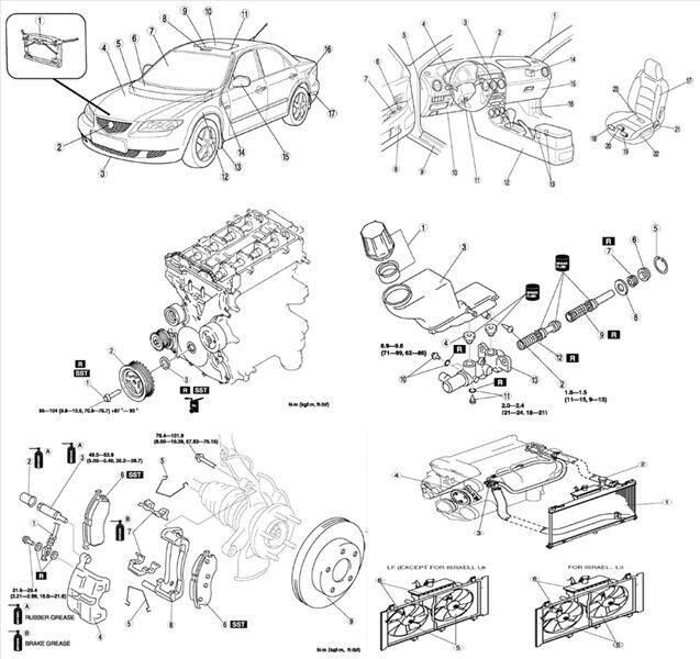 FIAT 124 SPIDER SERVICE REP... – dba.dk