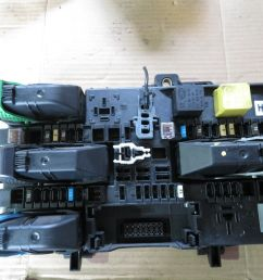 vauxhall astra h zafira b rear fuse box relay 13 206 762 hk bcm tested 05 12 [ 1600 x 1200 Pixel ]