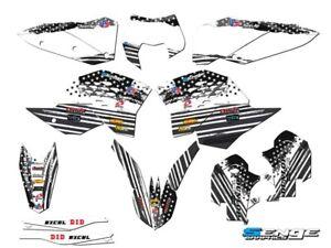 2008 2009 2010 2011 FITS KTM EXC 125 250 300 450 530
