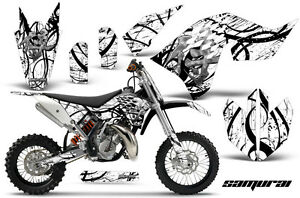 CREATORX GRAPHICS KIT FOR KTM SX65 SX 65 2009-2015 SAMURAI