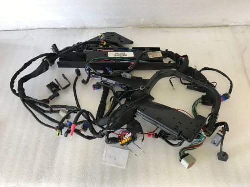 small resolution of oem harley davidson softail main wiring harness w abs 70238 12