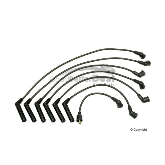New OPparts Spark Plug Wire Set 3577647 for Mitsubishi