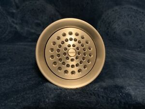 details about silver brushed moen a112 18 1m shower head good working order tested