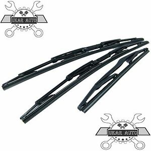 LAND ROVER DISCOVERY 2 98-04 WIPER BLADE 21' FRONT 2X #