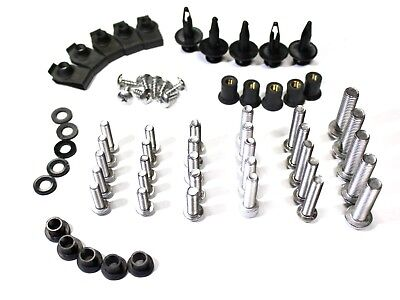Complete fairing Bolt Kit body screws Suzuki Hayabusa 1300