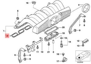 Genuine BMW E36 E39 E38 323i 323is 328i 528i M3 Z3 Engine