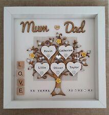 mum and dad 50th