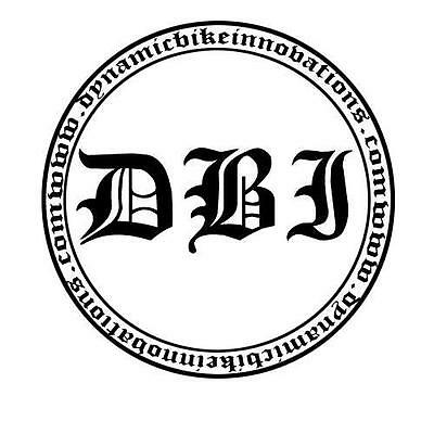 DBI Bar And Shield Highway Bar Bracket For Harley-Davidson
