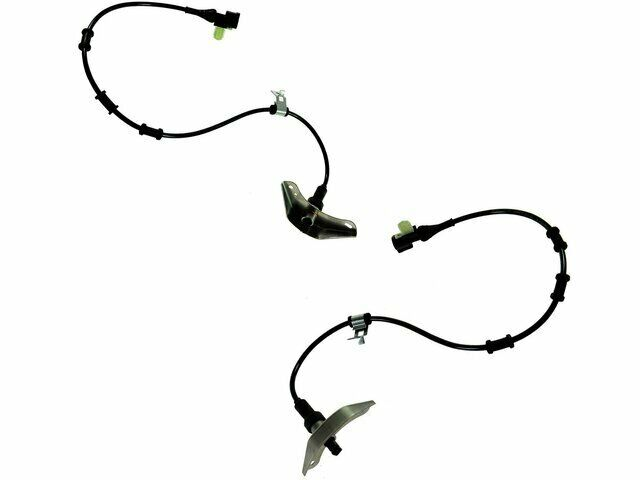 Front ABS Wheel Speed Sensor Wiring Harness Set For Ford