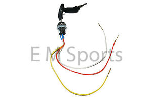 E Electric Scooter Moped Bike Keys Ignition Set Parts 3