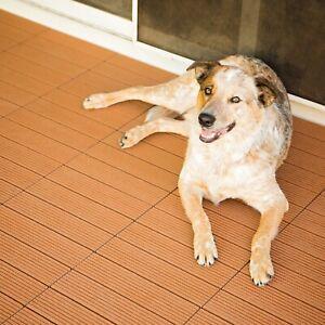 details about flooringinc helios deck tiles outdoor patio flooring 4 slat 12 x12