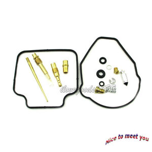 ATV Carburetor Rebuild Repair Kit For Honda FOURTRAX
