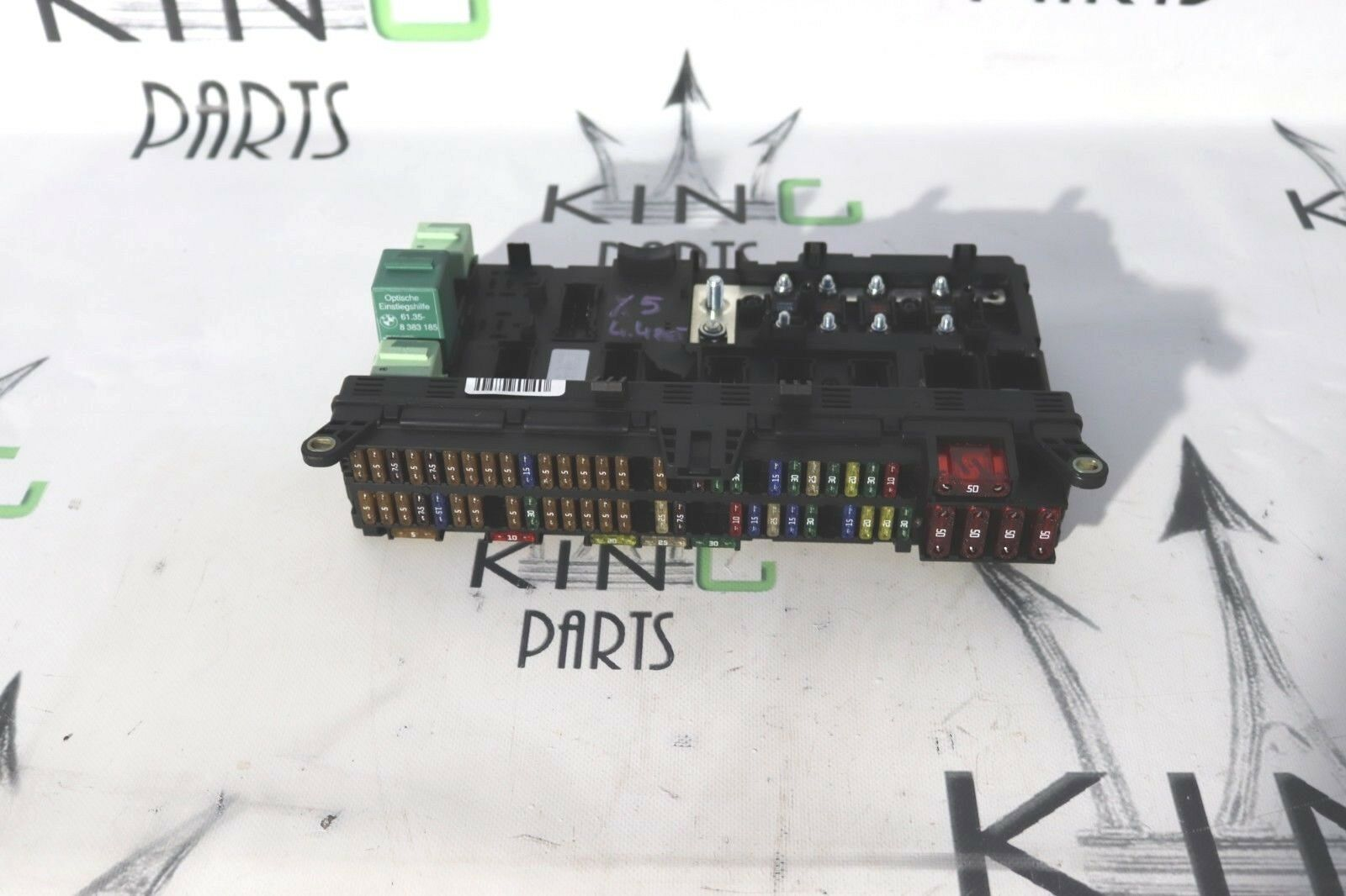 hight resolution of 2006 x5 fuse box