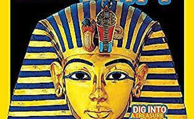 National Geographic Kids Everything Ancient Egypt Dig Into A Treasure Trove Of 9781426308413