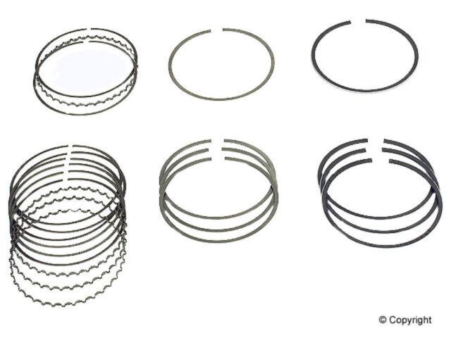 Engine Piston Ring Set fits 1988-1995 Honda Civic Civic
