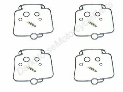 4x Carburetor Carb Repair Rebuild Kits Suzuki GSX600F