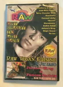 raw vegan cuisine with