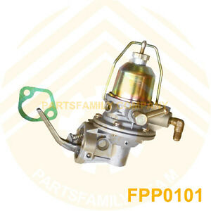 New H20 H25 K21 K25 Engine Fuel Pump For Nissan Tcm Cat