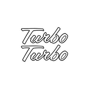New Hood Decal Set for IH Tractor Turbo Decals 1066 1256