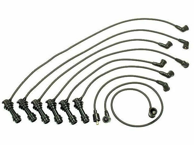 For 1989-1992 Toyota Cressida Spark Plug Wire Set OPParts