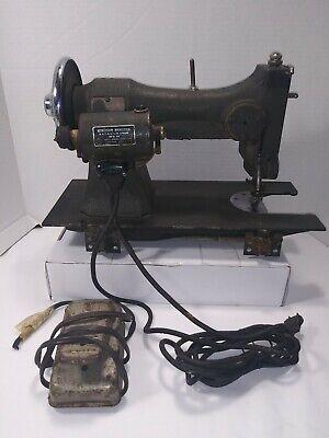 Rotary Sewing Machine : rotary, sewing, machine, Vintage, White, Rotary, Sewing, Machine, Series